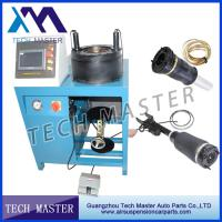 High Pressure Hydraulic Hose Air Suspension Crimping Machine For Repairing Air Suspension Air Spring Manufactures