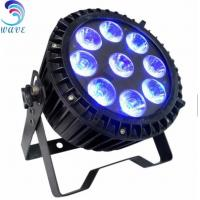 RGBWA 9pcs * 15w 5 in 1 Outdoor LED Par With Beam Angle  60 ° Manufactures
