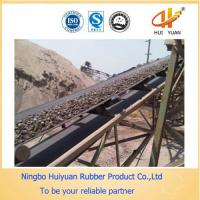 long distance conveying EP150 Canvas Conveyor Belt for Stone Crusher Transpotation Manufactures