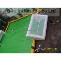 Soap Inflatable Soccer Field For Adults Or Children Outdoor Sports Manufactures
