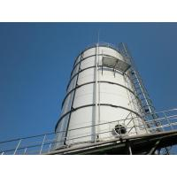 China Trough Deck Roof Bolted Steel Water Storage Tanks 30 Years Service Life on sale