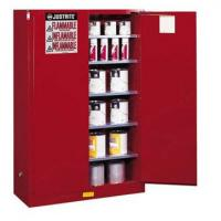 Chemical Combustible Storage Cabinets , Industrial Safety Cabinets For Dangerous Goods Manufactures