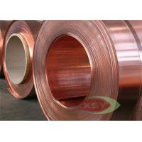 Oxygen Free Cast Copper Silver Strips With O , 1/4H , 1/2H , H Temper Manufactures