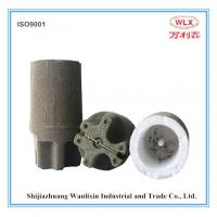 Round type carbon cup for foundry use Manufactures