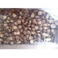 Organic Green Food Dried Sliced Shiitake Mushrooms With Rich Nutrition Manufactures