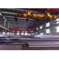 JIS SS400 A106 Carbon Steel Plate Hot Rolled For Shipbuilding / Floor / Marine Manufactures