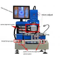 Full auto BGA rework stations WDS-750 for laptop motherboard repairing Manufactures