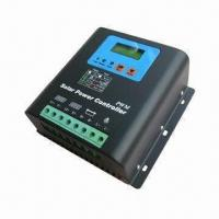 Solar Charge Controller with 12/24/48V System Voltage and 30/50/60A Current Manufactures