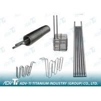 Quality Titanium Heat Exchanger Tube U-Bend titanium seamless pipe & tube for sale