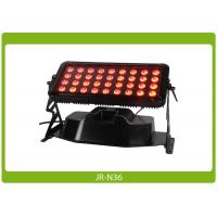 LED Wall Washer Outdoor, 36X8W, Quadcolor RGBW 4in1 City Color Manufactures