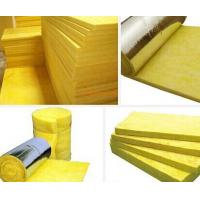 glasswool with aluminum foil density 16kg/m3x15m x1.2m x50MM Manufactures