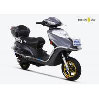 Big Rear Box Long Range Electric Scooter 72V45AH  Lead Acid Battery  100km Big Size Double Seats Manufactures