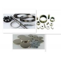Quality Customized Shapes Cast Alnico Magnets For Pickups ISO / TS16949 Certificate for sale