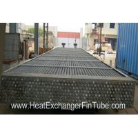 Aluminum 1050 Fins Type G Base Radial Aluminum Cooling Fin Tube Manufactures