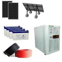 500W 24V Solar Air Conditioner Products Pure Sine Wave Power Supply off Grid Solar Power System Manufactures