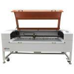 Wood Plastic PVC Laser Cutting Engraving Machine (WZ16080) Manufactures