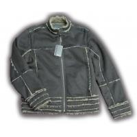 Men's Polyester Suede Jacket (F76145-1) Manufactures