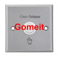 12VDC 100mA Door Exit Button Low Power Consumption For Access Control System Manufactures