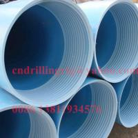 PVC Casing and screen pipe water well drilling parts 1m 3m 6m Manufactures