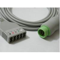 China SIEMENS 5-lead cable for Sirecust Series 400, 500, 600,Serie 700, 900, 1200 on sale