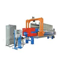 Membrane Filter Press With Low Liquid Content Manufactures