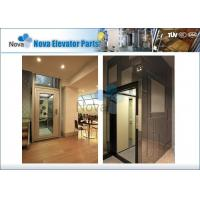 China 400KG Home Automatic Lift Elevators , Luxury Small Residential Lift on sale