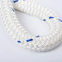 10mm To 36mm Hollow Braid Polypropylene Rope Core Spun Yarn For Water Rescue Manufactures