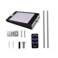 5.5V Solar Area Lights , Mounting Pole Dimming Solar Wall PIR Outside Lights With 3 Light Modes Manufactures