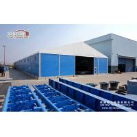 Water Resistant Industrial Storage Tents With Steel Sandwich Hard Wall Manufactures