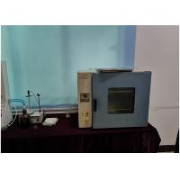 Quality Washer Foundry Sand Testing Equipment Methylene Blue Absorption Tester for sale