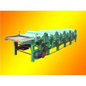 Waste fabric rag cloth crusher tearing machine 0086 15238020768 Manufactures