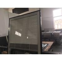 Internal Blinds Glass With Door Interior Exterior Suit Moisture Resistance Manufactures