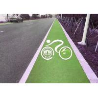 Durable Bicycle / Synthetic Jogging Track Weatherable Commercial EPDM Crumb Rubber Manufactures