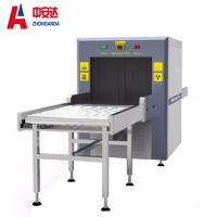ZA-6040 Baggage X Ray Scanner Airport Security Screening Equipment With LCD Display Manufactures