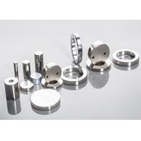 Various size round neodymium magnet coating Zn in high power for motors Manufactures