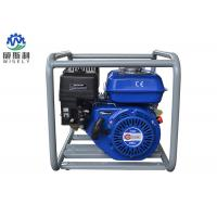 2.5 Inch Petrol Powered Water Pump / Agricultural Irrigation Water Pump Labor Saving Manufactures