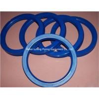 China Flat face silicone exhaust flange gasket for sale