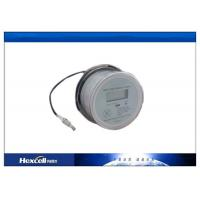 ANSI Electronic Round Socket Energy Meter , Single Phase Electric Meter Manufactures