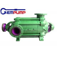 China High pressure Multistage High Pressure Pumps / single-suction segmental vertical centrifugal pump on sale