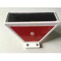 Highway Visibility Over 800m Solar Guardrail Lights Led Road Marking Delineator Solar Hurdle Light Manufactures