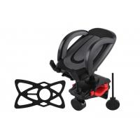 iPhone 4 / Galaxy S3 Motorcycle / Bike Phone Holder , 48mm-100mm Width Manufactures