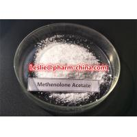 Buy cheap Muscle Building Anabolic Steroids Methenolone Acetate Powder Primobolan Pharmaceutical Steroid For Bodybuilding from wholesalers
