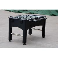 China 70 KG 5FT Football Table Game Wood Table Soccer Chromed Players MDF With PVC on sale