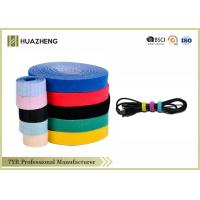 Reusable Wire Tidy Double Sided Back To Back Hook and Loop Tape Durable Manufactures