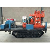 Diesel Hydraulic Core Drilling Rig 300 Diameter For Water Well / Geotechnical Drill Manufactures
