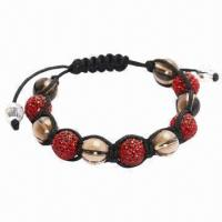 Shamballa Bracelet, OEM, ODM Orders Welcomed Manufactures