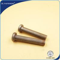 Natural Color Arc Welding Stud Stud Welding Products 16mm-200mm Length Manufactures