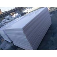 China recycled high density polyethylene hdpe plastic hard plate 2000mm length on sale