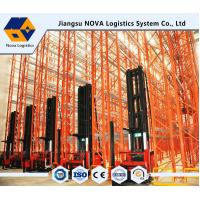 China Color Customized VNA Heavy Duty Pallet Racking For Providing High Density Storage on sale
