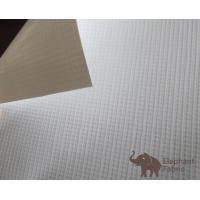 Glossy Polypropylene Banner Material  Microporous Water Resistant , 0.35mm Thickness Manufactures